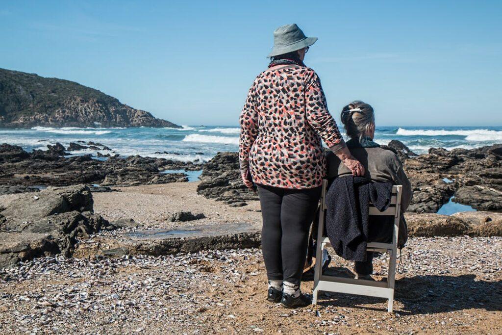 Grief in the elderly