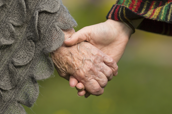 Help your elderly loved one