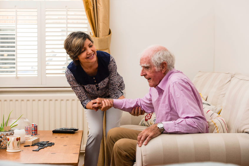 choosing a live-in carer